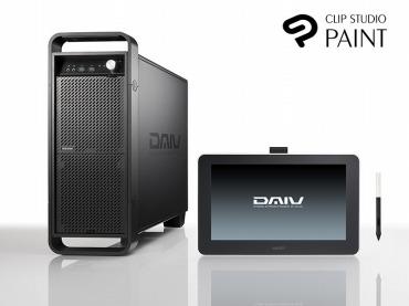 マウスコンピューター DAIV A5セットモデル
