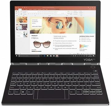軽いノートパソコン Lenovo Yoga Book C930