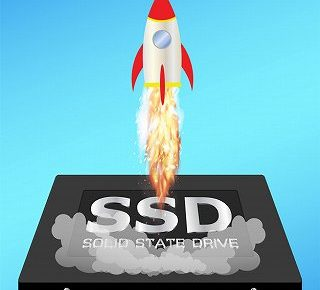 ノートパソコンはSSD搭載がおすすめ!【必要な容量はどれくらい?】