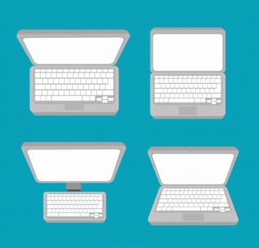 ノートパソコンのサイズ