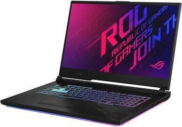 ASUS ゲーミングノートパソコン 17インチ ROG Strix G17