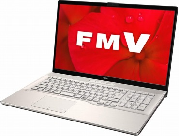 富士通 ノートパソコン FMV LIFEBOOK 17.3型ワイド液晶