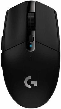 ロジクールのワイヤレス ゲーミングマウス G304