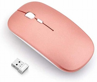 静音で安いワイヤレスマウス Liyeco