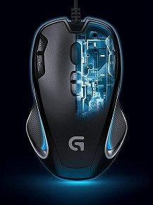 ロジクールのゲーミングマウス
