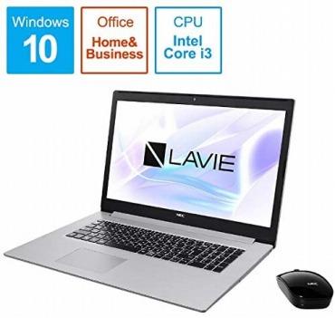 NEC 17.3型ノートパソコン LAVIE