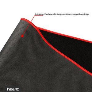 Havitの大型マウスパッドの赤