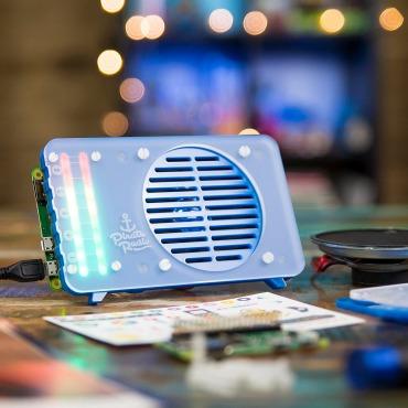 Raspberry Pi Zeroでラジオを作る