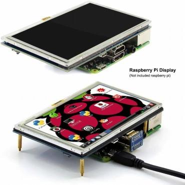 Raspberry Pi用のディスプレイ選び方