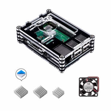 Raspberry Pi 3 ケースのおすすめ