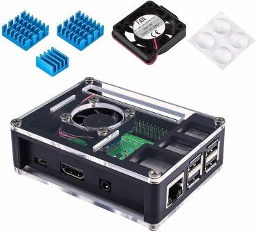 Raspberry Pi 3 価格の安い透明ケース
