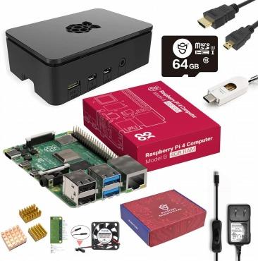 Raspberry Pi 4 Model B セット