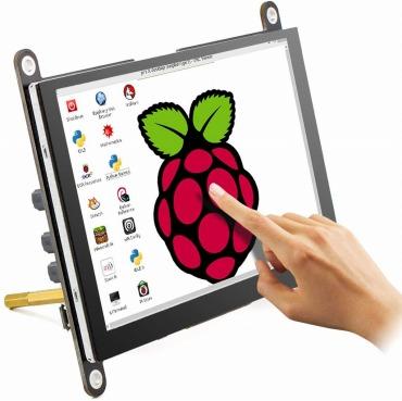 Raspberry Pi対応ディスプレイ モニター 5インチ HDMI ELECROW