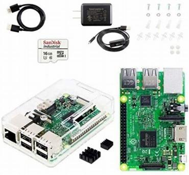 Raspberry Pi3 model B+ コンプリートスターターキット