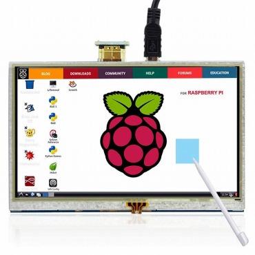 Raspberry Piのディスプレイのおすすめ