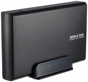 玄人志向 3.5型HDDケース