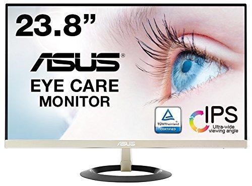 ASUS フレームレス モニター 23.8インチ IPS