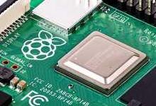 Raspberry Pi 4 cpu