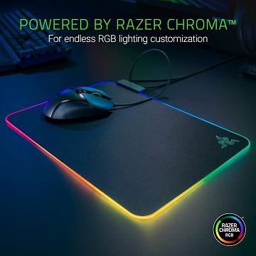 Razer Firefly V2 ゲーミングマウスパッド