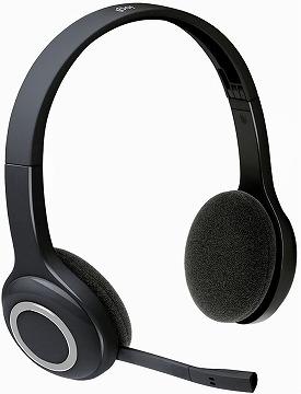 ロジクール H600 ワイヤレス ヘッドセット