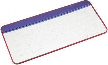近未来的デザインのキーボード