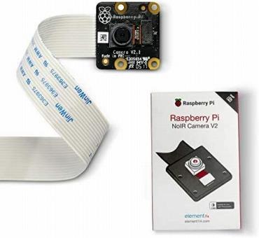 LABISTS Raspberry Pi NoIR カメラモジュール V2 ソニーIMX219PQ