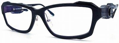 eスポーツのゲーマー用 眼鏡 GE-01 (黒蓮):GODEYE