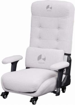 GX-350-WH ゲーミングソファ座椅子