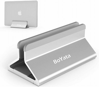BoYata ノートパソコン スタンド 縦置き