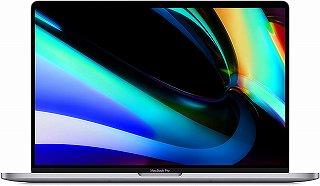 クリエイティブな仕事ができる:Apple MacBook Pro 16