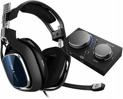 Astro ゲーミングヘッドセット A40 TR+MixAmp Pro ミックスアンプセット