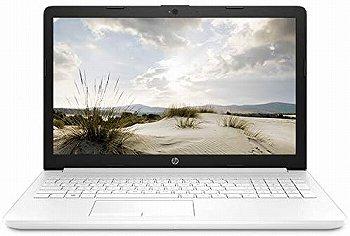 HP 15-db0000 Windows10:カメラ・マイク搭載のノートパソコン
