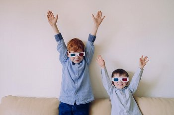 子供用ブルーライトメガネの選び方