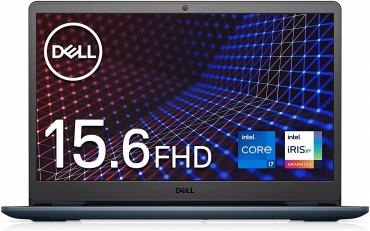 Dell ノートパソコン Inspiron 15:Webカメラとマイク付き