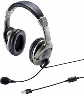 サンワサプライ USBヘッドセット Skype ZOOM対応 MM-HSU10GM