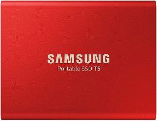 Samsung T5 外付けSSD