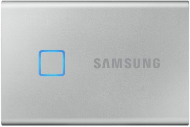 Samsung T7 Touch 外付けSSD