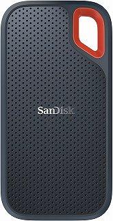 SanDisk ポータブルSSD
