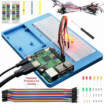 UNIROI arduino/Raspberry Pi用 ブレッドボードやRABホルダー