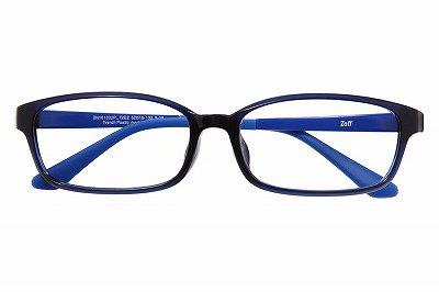 Zoff 子供のメガネ:ブルーライト対応可能