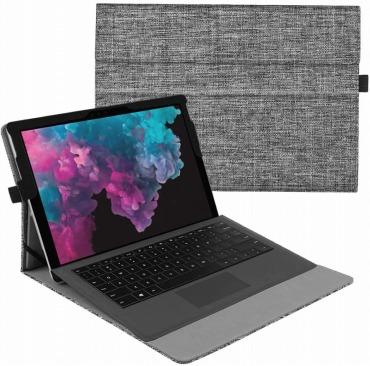 かわいい Surface Pro 7のケース:Fintie