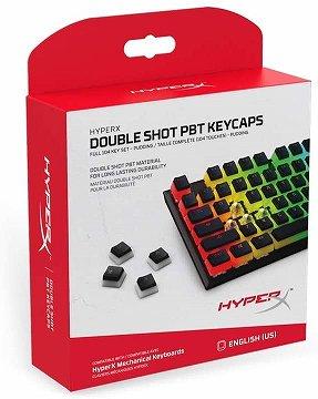 HyperX Double Shot PBT Keycaps フル104キーセット