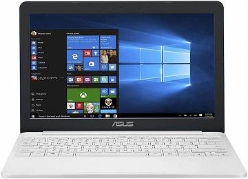 軽くて安いノートパソコン:ASUS 11.6型 E203MA