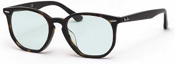 お洒落なブルーライトカットメガネ:レイバン