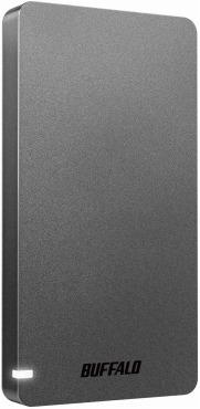 バッファロー SSD-PGM2.0U3BC/N : USB3.2Gen2対応
