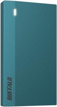 バッファローで超小型のポータブルSSD:SSD-PSM960U3