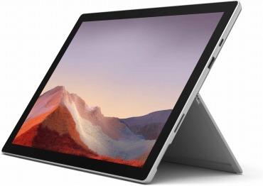 Surface Pro 7 / Office搭載 / 12.3インチ / プラチナ /第10世代 Core-i7 / 16GB / 256GB / VNX-00014