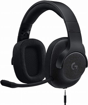 Logicool G433BK