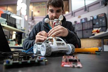 プログラミング ロボット:Raspberry Pi対応
