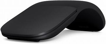 マイクロソフトのマウス 薄型 : Arc Mouse ELG-00007